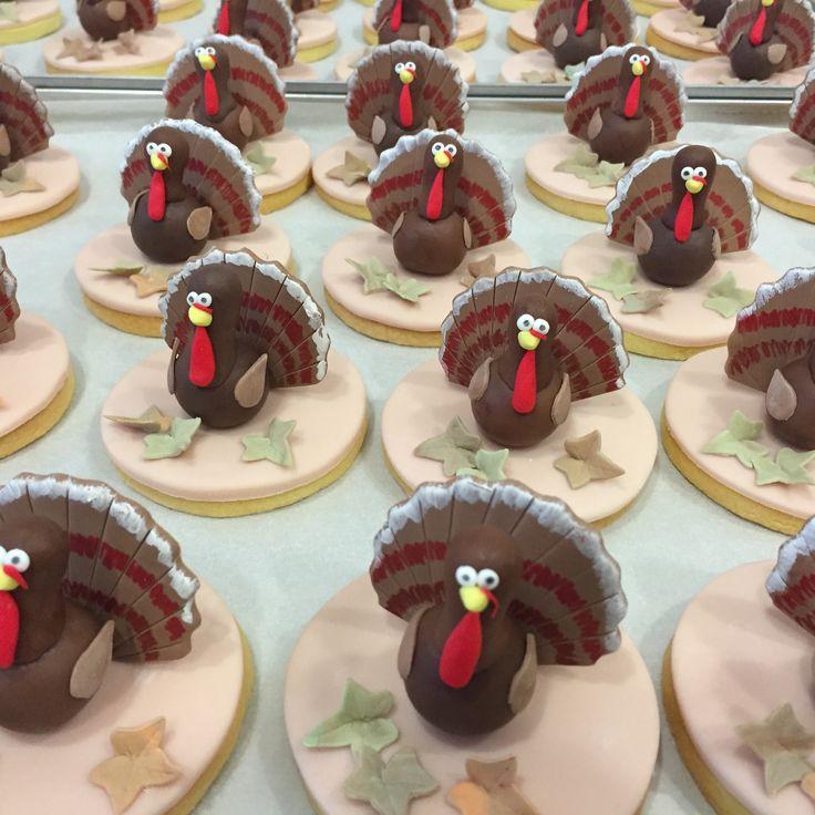 Biscotti per il giorno del ringraziamento Amenities per gli ospiti Hotel milano