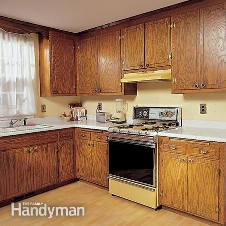 Best 25+ Refinish Kitchen Cabinets Ideas On Pinterest | Redoing Kitchen  Cabinets, Refinished Kitchen Cabinets And Painting Cabinets