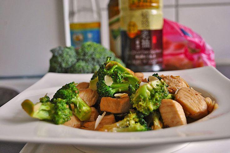 Brokkoli-Huhn, ein tolles Rezept aus der Kategorie Braten. Bewertungen: 28. Durchschnitt: Ø 4,3.