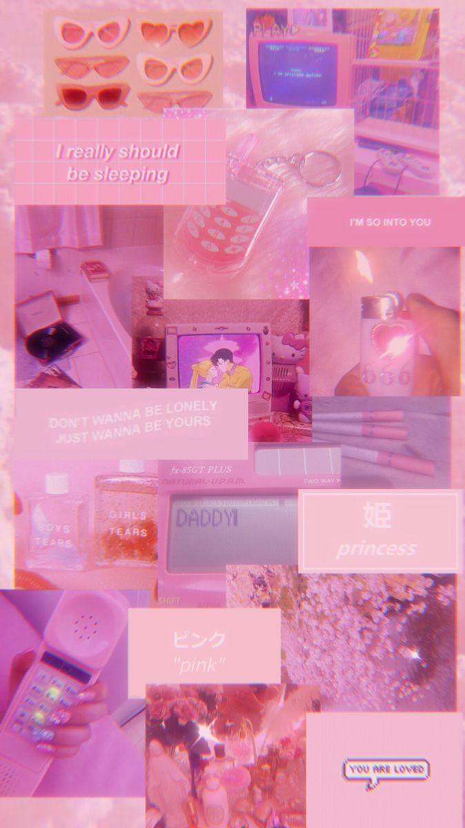 Pinterest Joyful Grace Pink Wallpaper Iphone Aesthetic Pastel Wallpaper Aesthetic Iphone Wallpaper