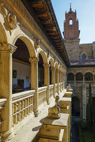 Monasterio de San Marcos, León, Spain.