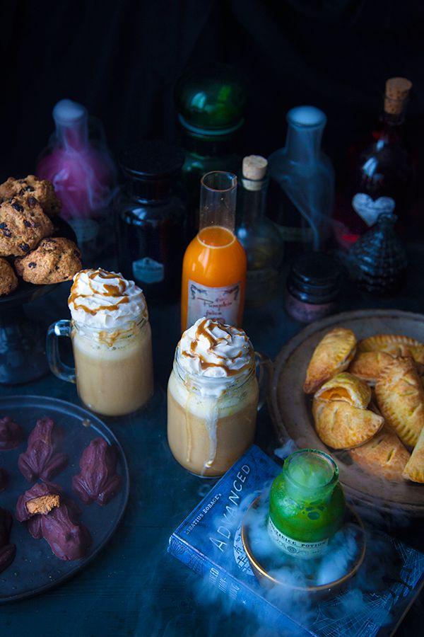 Plongez dans l'univers de la saga Harry Potter le temps d'un buffet d'Halloween gourmand et découvrez les spécialités préférées des jeunes sorciers !