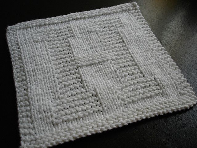 77 best images about knitting patterns: afghan squares on Pinterest