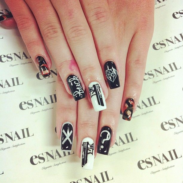17 Best Images About Nails Tht I Lyke On Pinterest