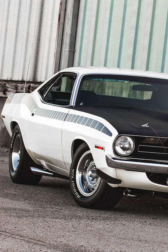 Full Throttle Auto > 1970 Plymouth AAR 'Cuda (BS23) (#FTA)