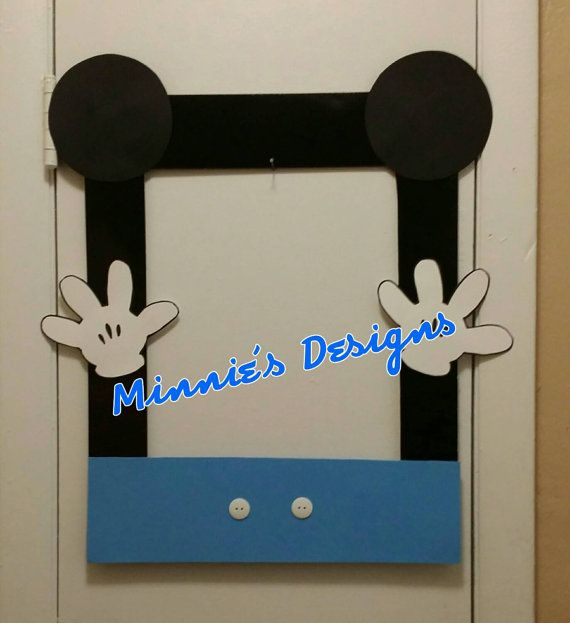 Check out this item in my Etsy shop https://www.etsy.com/listing/257577017/baby-mickey-photo-booth-mickey-mouse