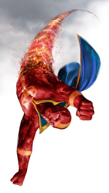 Red Tornado   John Gallagher (DC Comics)