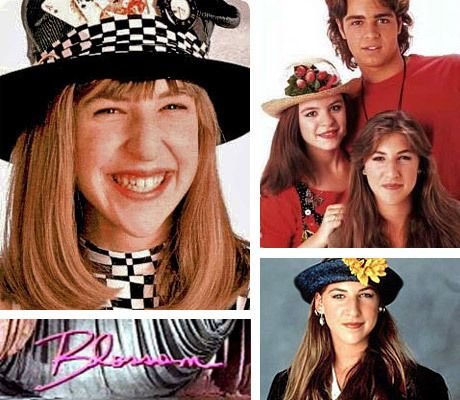 """Blossom"" My favorite television show EVER! I had to watch on Monday nights to figure out what I was wearing on Tuesday!"