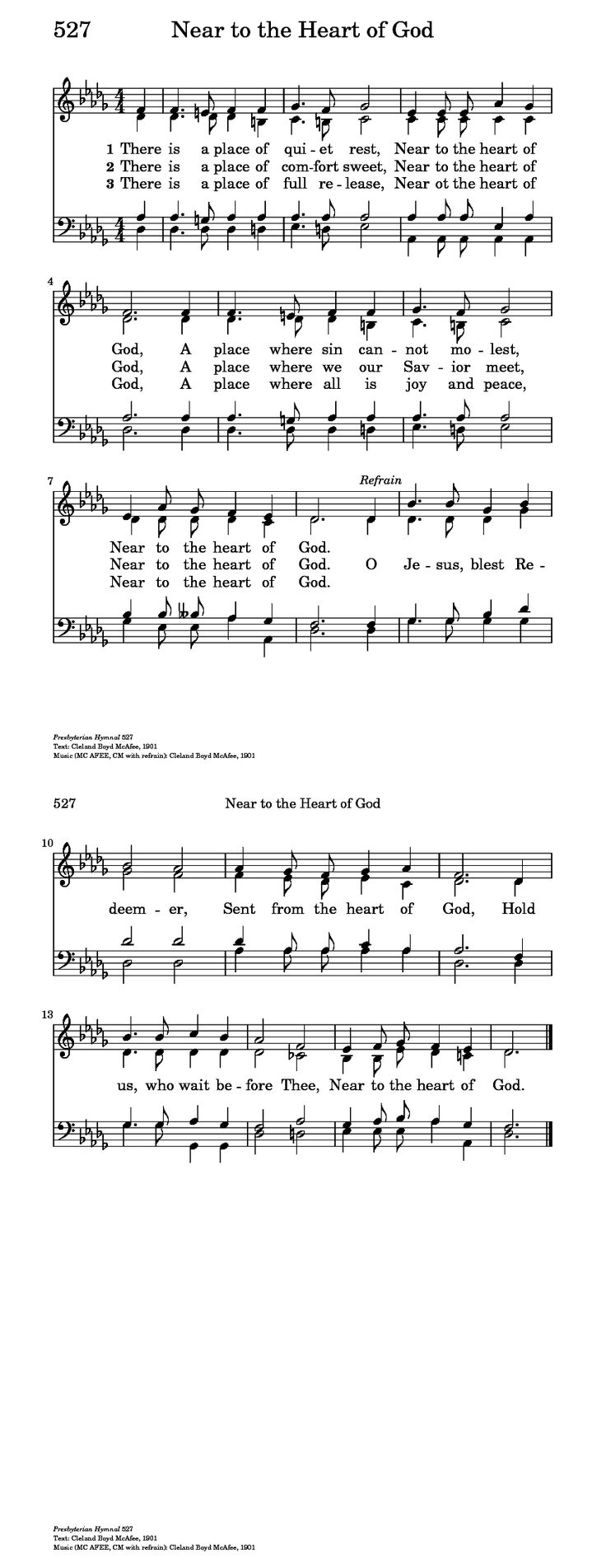 Near to the Heart of God - Hymnary.org