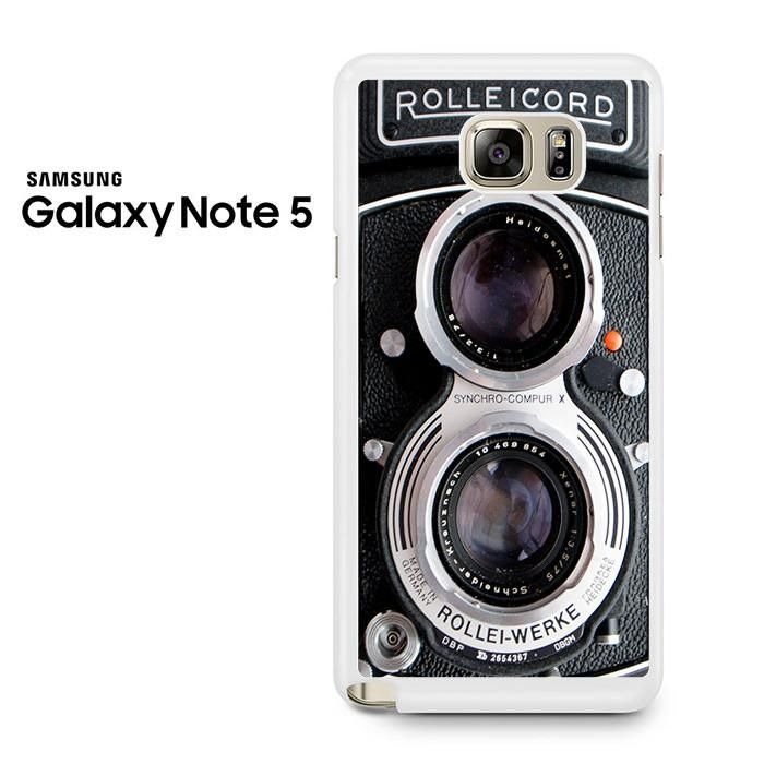 Rolleicord Samsung Galaxy Note 5 Case