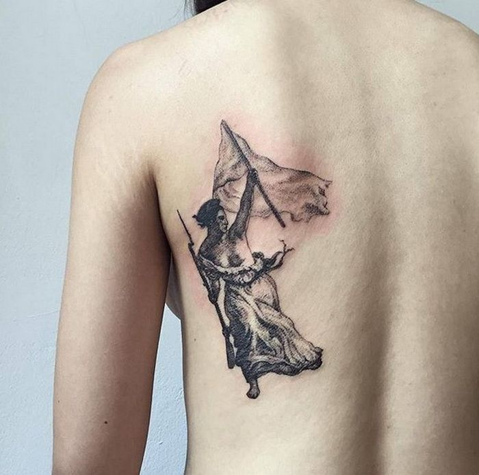 115 Unique Moon Tattoo Designs With Meaning 2018: 332 Best Tattoo Designs 2018 Men And Women Images On Pinterest