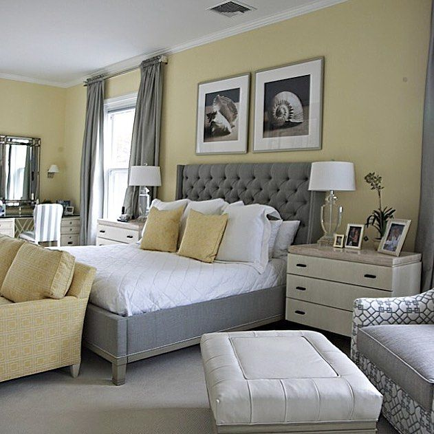 Gray And Yellow Bedroom: 24 Best Grey N Yellow Bedroom Images On Pinterest