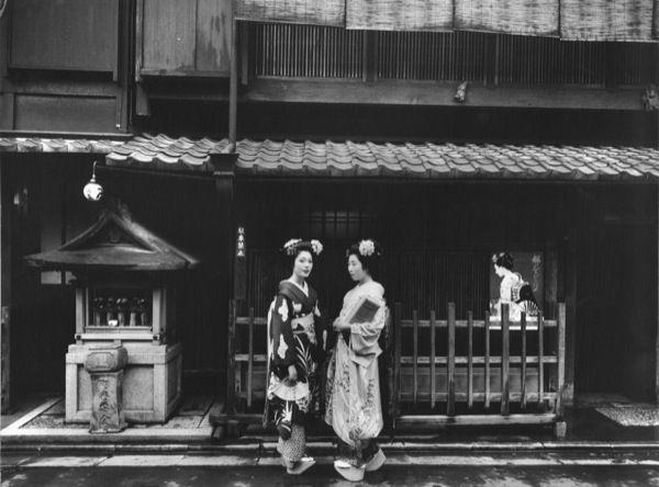 Kyoto di Mario De Biasi 1982
