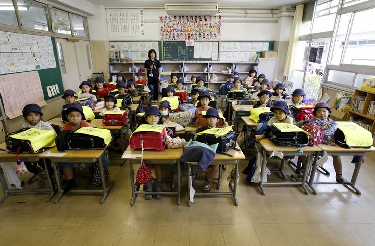 Japan | For World Teachers' Day, A Look At What Classrooms Look Like Across The Globe - BuzzFeed News