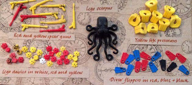 Seit 17 Jahren werden Lego-Teile an Cornwalls Küste gespült - Engadget Deutschland