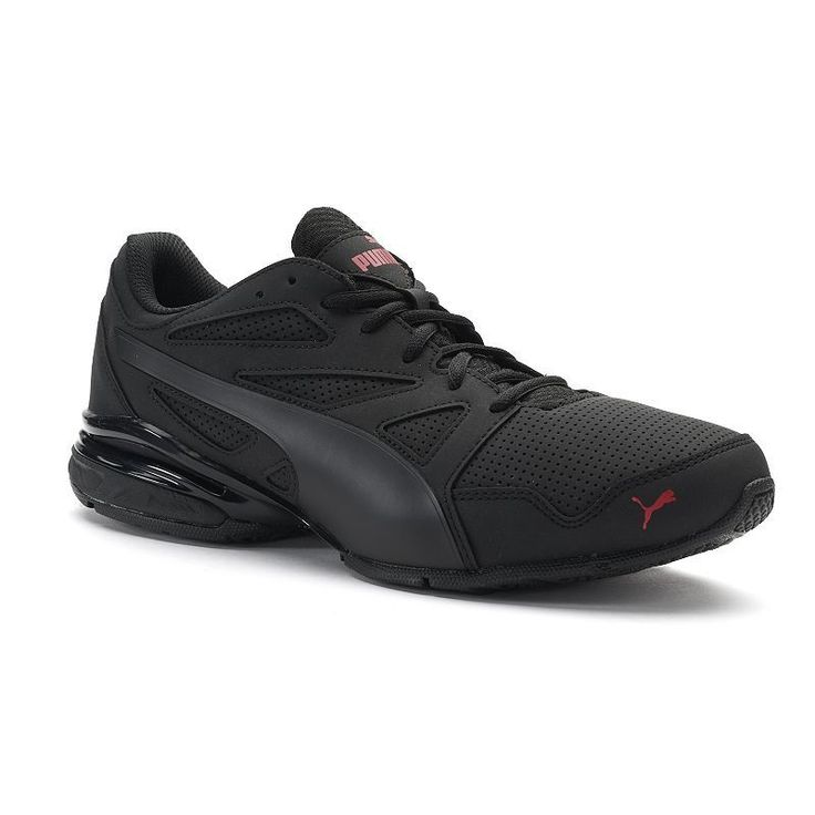 PUMA Tazon Modern SL FM Men's Running Shoes, Size: 11.5, Black
