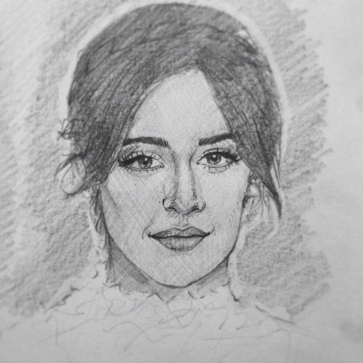 15 min sketch ! C. C.  06.14.2016