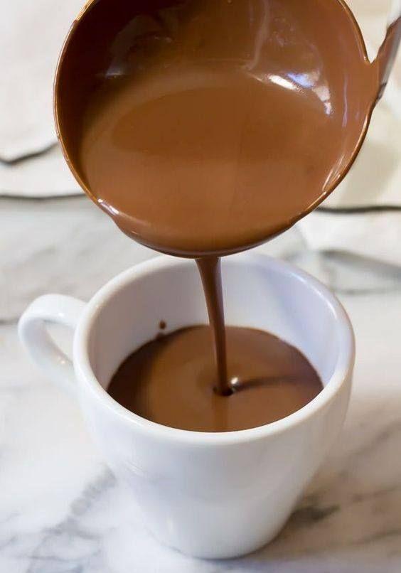- Aprenda a preparar essa maravilhosa receita de O Verdadeiro Chocolate Quente