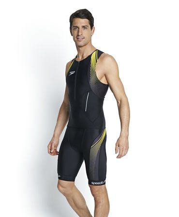 Men's Tri Comp Singlet - voor mijn tri-atletisch lichaam
