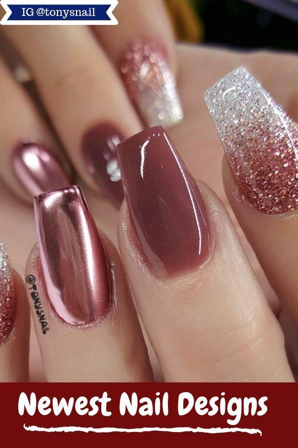 Beautiful Nails Art Ideas