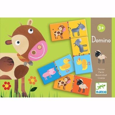 Djeco Domino Farm