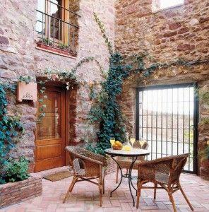 Hotel Jardin Vertical, Vilafames (East coast Spain)