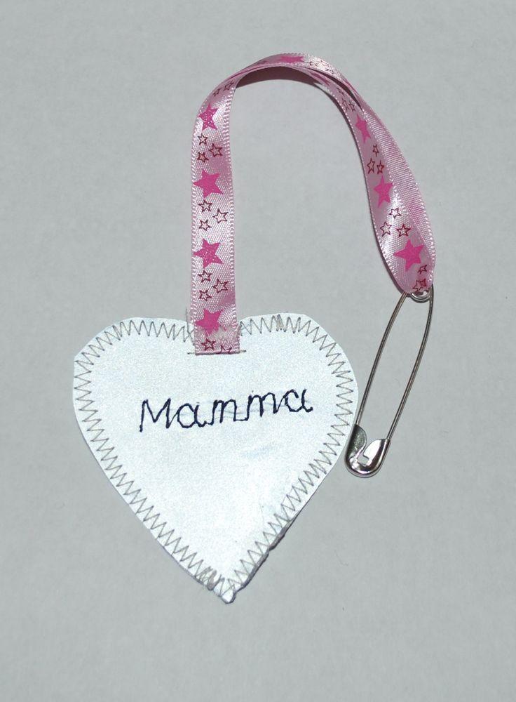Mamma+heijastin