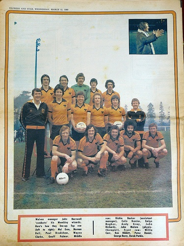 1980 League Cup final squad