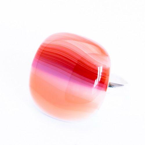 Narancsos csoki gyűrű