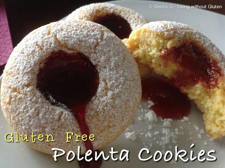 Gluten Free Polenta Cookies   i love maltese food