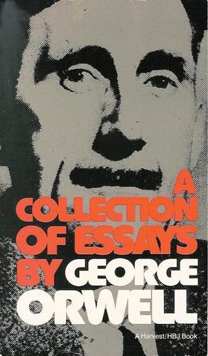 collection of essays by george orwell [pdf]free a collection of essays george orwell download book a collection of essays george orwellpdf george orwell bibliography - wikipedia sat, 08 sep 2018 17:18:00 gmt.