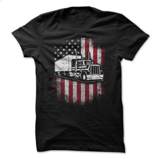 TRUCKER - #band t shirts #fitted shirts. ORDER NOW => https://www.sunfrog.com/LifeStyle/TRUCKER-67651962-Guys.html?60505