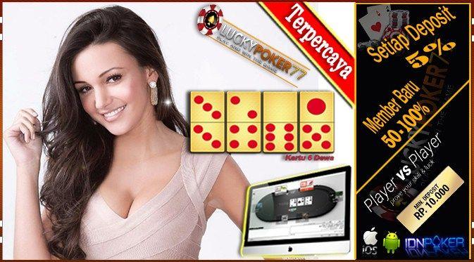 Domino Terbaik   Gagasan Dalam Permainan Poker Online Terpercaya
