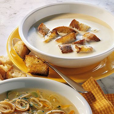 Allgäuer Käsesuppe Rezept | Küchengötter