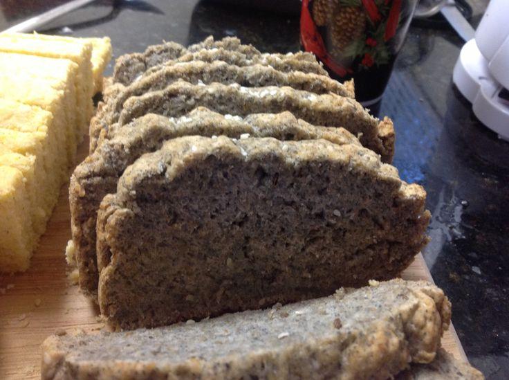 Bezlepkový chléb vol.2