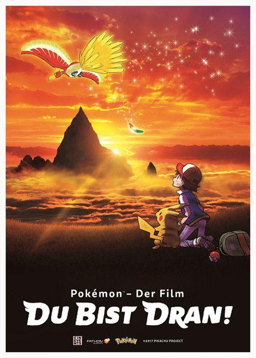 Poster zum Film: Pokémon - Der Film: Du bist dran!