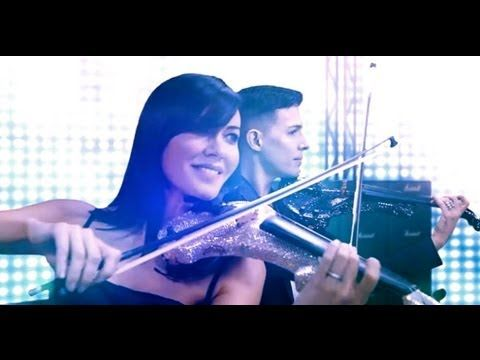 Electric Violinists FUSE Rock QUEEN Hits - YouTube