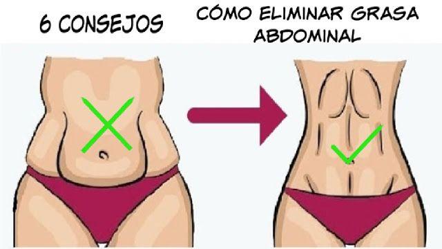 ¿cómo puedes perder peso de tu estómago rápidamente