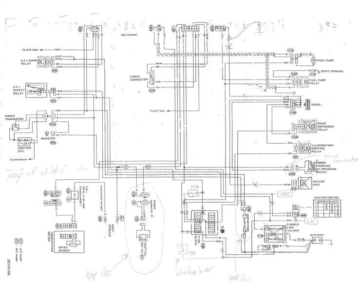 Nissan Vg30 Wiring Diagram 10 Nissan Nissan Maxima Nissan Navara