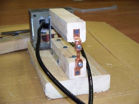 Make your own spot welder! Awesome!
