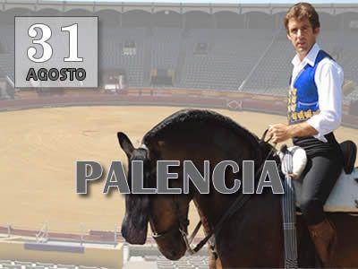Cumpliendo su cuarto compromiso en días consecutivos, al torero a caballo de Estella le aguarda este domingo otra de sus citas clásicas: Palencia y su Feria de San Antolín. http://bit.ly/1qqQToV