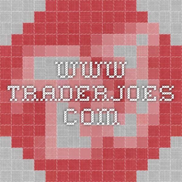 www.traderjoes.com