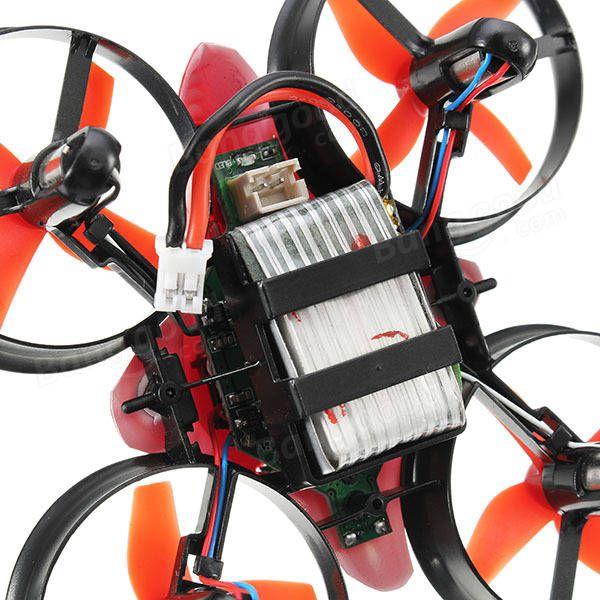 Eachine E013 Micro FPV Racing Quadcopter With 5.8G 1000TVL 40CH Camera VR006 VR-006 3 Inch Goggles Sale - Banggood.com