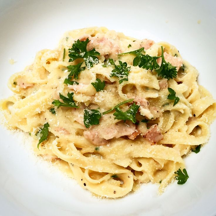 Syn Free Spaghetti Carbonara Slimming World