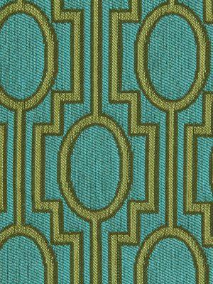 Teal Upholstery Fabric by greenapplefabrics on Etsy, $59.00