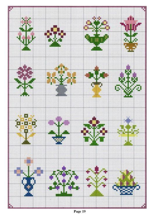 Gallery.ru / Photo # 19 - 26 - tatasha floral motifs