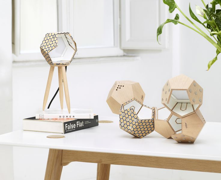 Platodesign Magnetic Modular Lamps