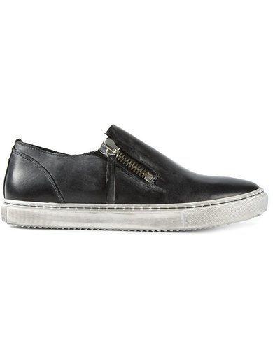 Diesel 'D-Icon W' Slip-On Sneakers