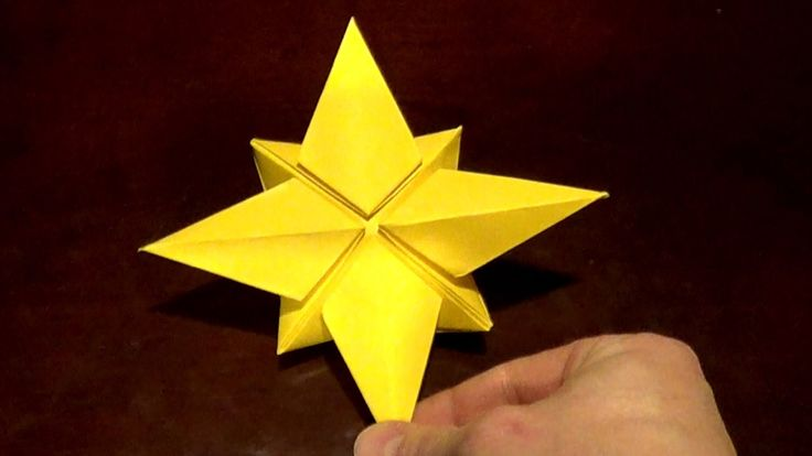 North Star Origami Tutorial. In this video I will show you step by step how to make this North Star Origami.