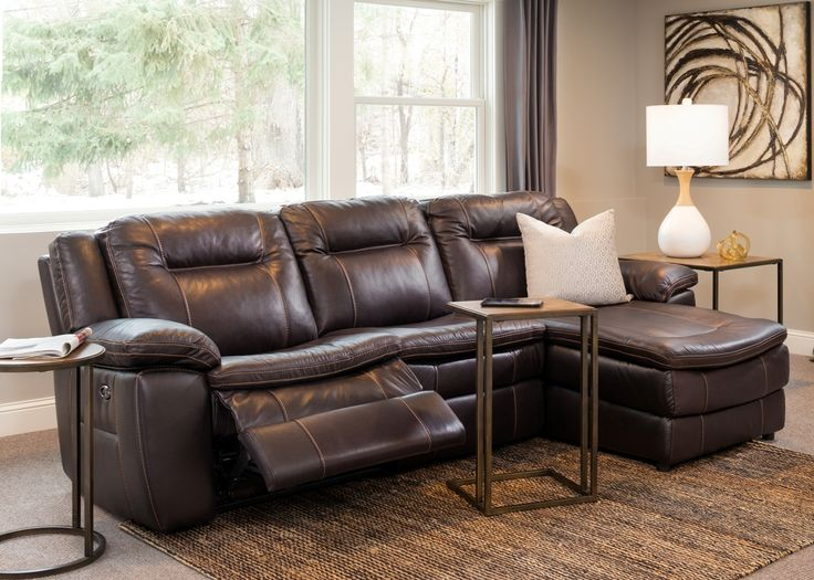 ROOM SOLUTIONS  How To Design A Stylish Space Around Motion Furniture. 57 best Luxe Leather images on Pinterest